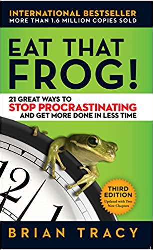 Eat That Frog, Brian Tracey