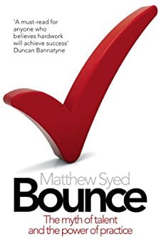 Bounce, Matthew Syed