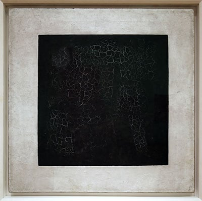 The Black Square, Malevich