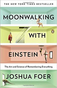 Moonwalking With Einstein, Josh Foer