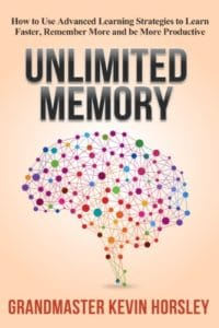 Unlimited Memory, Kevin Horsley