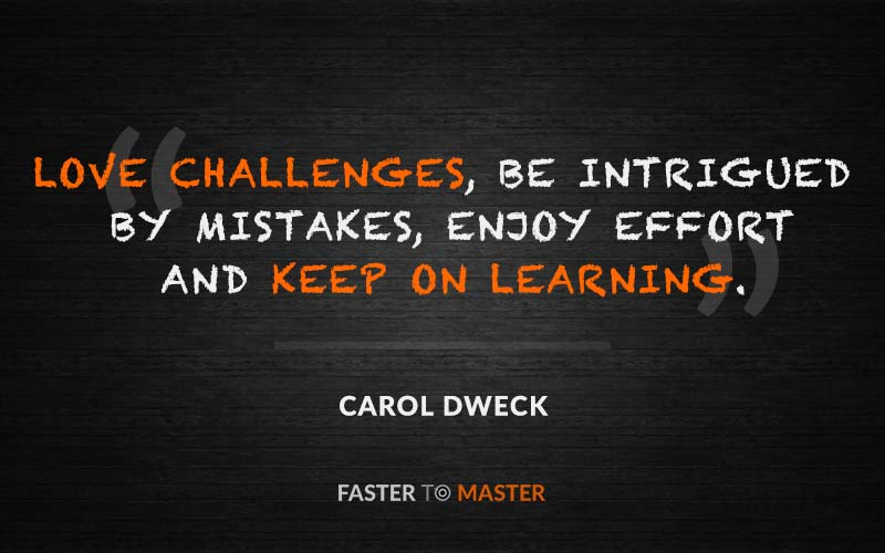 Growth Mindset Quotes - Carol Dweck