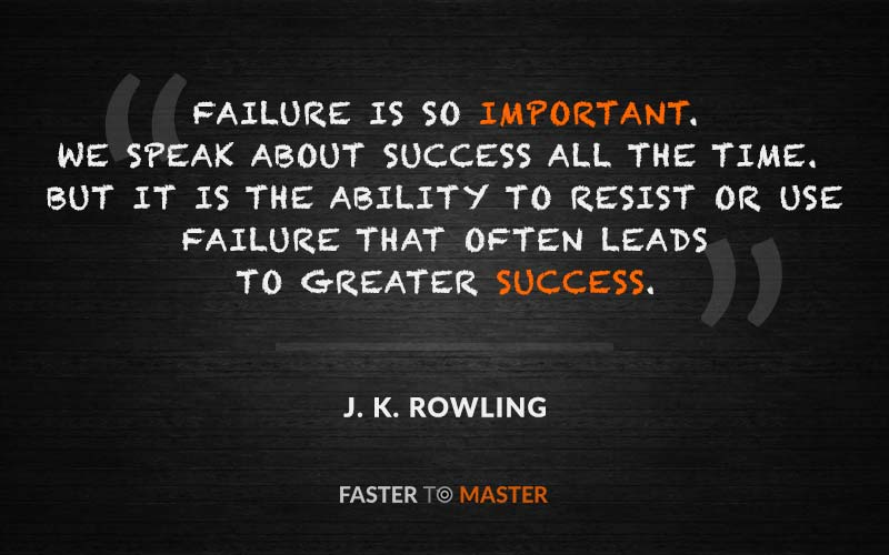 Growth Mindset Quotes - J. K. Rowling