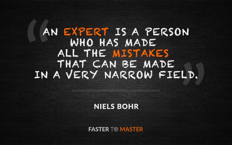 Growth Mindset Quotes - Niels Bohr