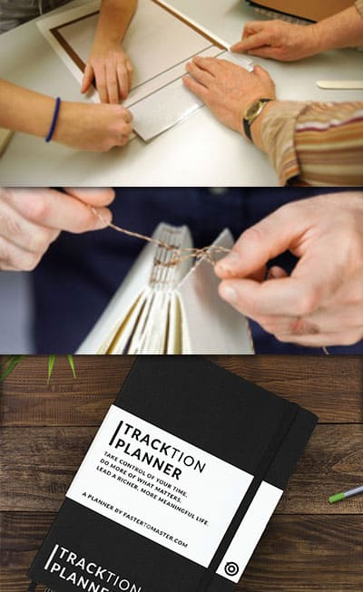 TRACKTION Planner Crafting