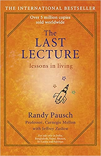 Best Mindset Books: The Last Lecture