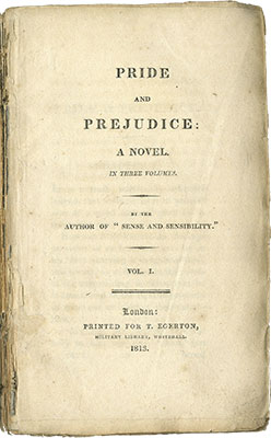 Best Books Of All Time: Pride and Prejudice