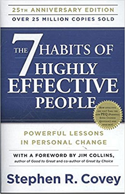 Best Productivity Books: The 7 Habits of Highly Effective People