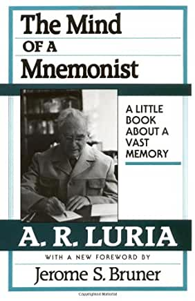 Best Books on Learning and Studying: The Mind of a Mnemonist
