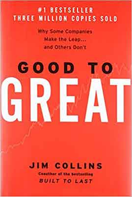 Best Business Books: Good to Great