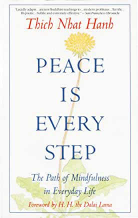 Best Self Help Books: Peace Is Every Step