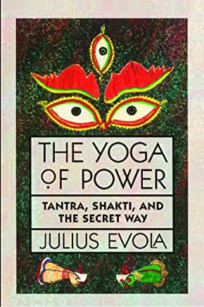 Best Tantra Books: The Yoga of Power