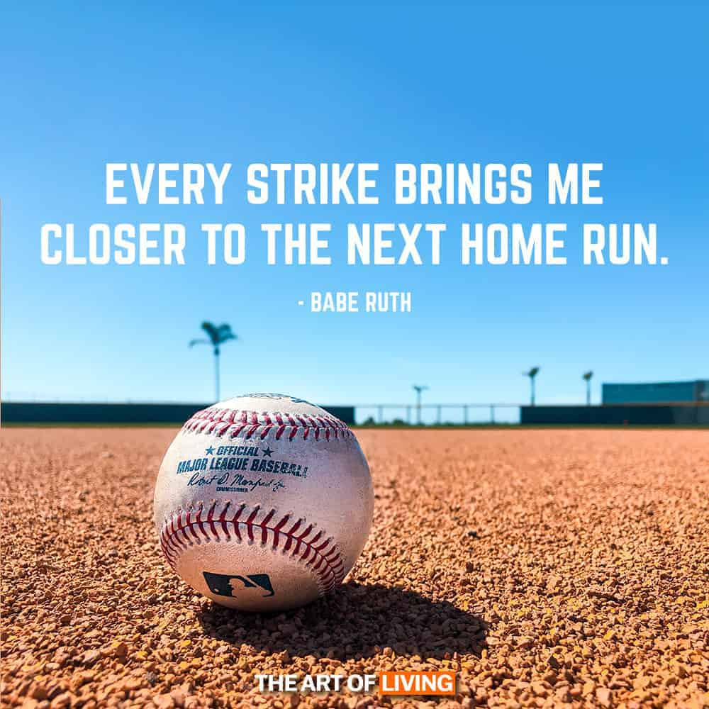 Trust The Process Quotes Babe Ruth