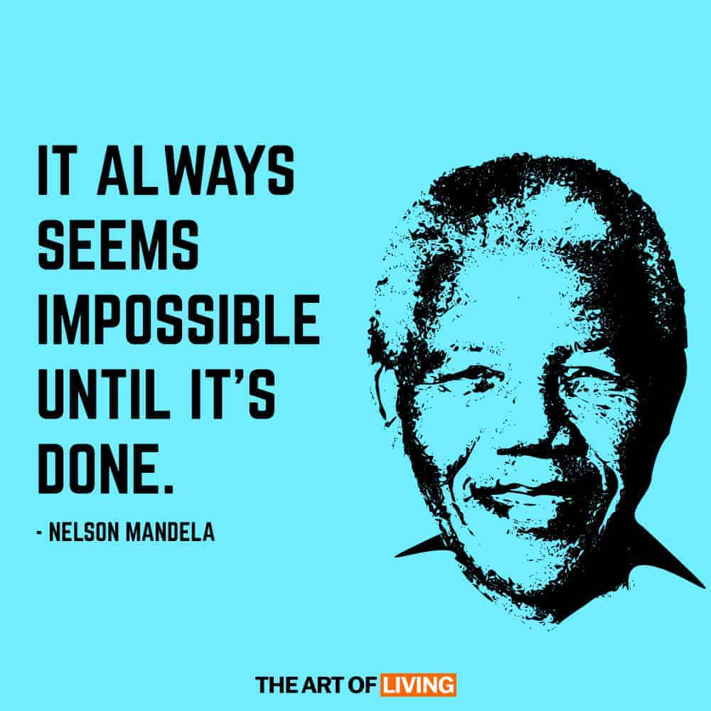 Trust The Process Quotes Nelson Mandela