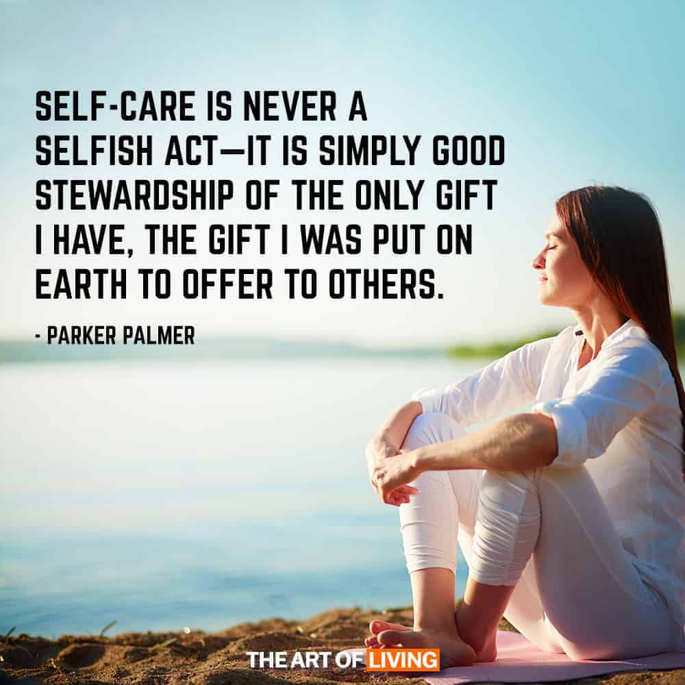 You Are Enough Quotes Parker Palmer